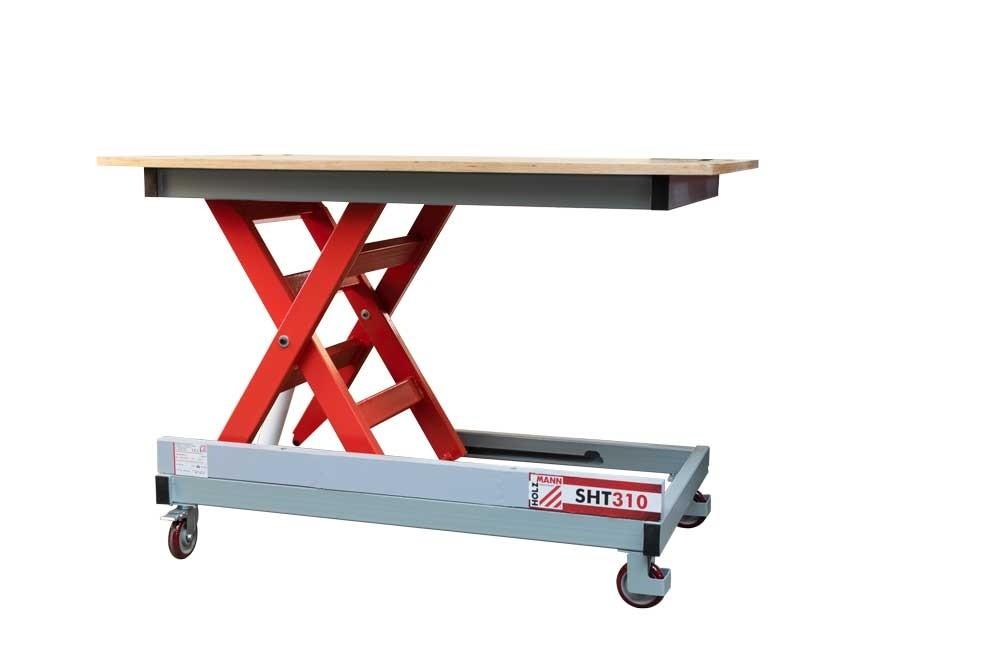 Table à ciseaux mobile Holzmann SHT310 - #01